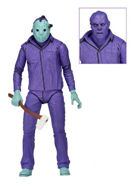 NECA Friday the 13th Classic Video Game Jason Theme Music Edition